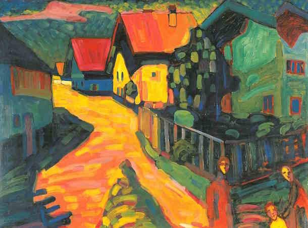 define expressionism in art