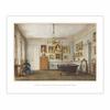 A Salon in a Residence of the Duke of Leuchtenberg (16×20)