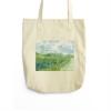 Green Wheat Fields, Auvers (14 3/8 x14, Beige)