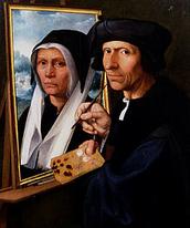 Jacob Cornelisz van Oostsanen's picture