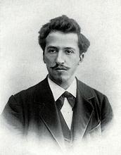 Piet Mondrian's picture