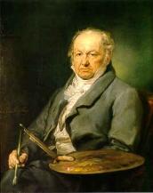 Francisco de Goya's picture
