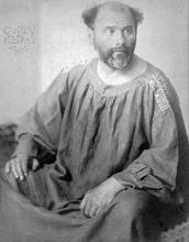 Gustav Klimt's picture