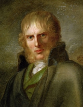 Caspar David Friedrich's picture