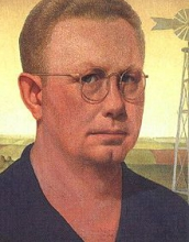 Grant Wood's picture
