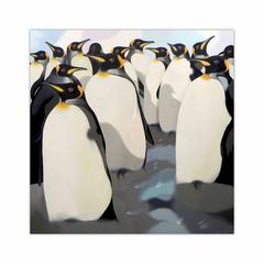 14 penguins