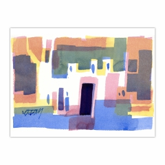 Saint-Tropez, France (12×16)