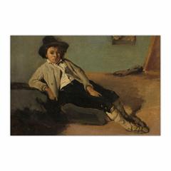 Italian Peasant Boy (12×18)