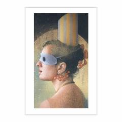 Masquerader (12×18)