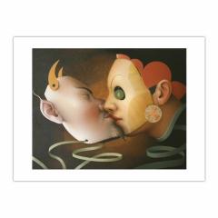 Mephisto Kiss (12×16)
