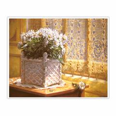 Bouquet de marguerites / Bouquet of daisies (16×20)