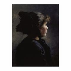 Munich Girl (12×16)