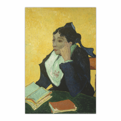 L'Arlésienne: Madame Joseph-Michel Ginoux (Marie Julien, 1848–1911) (12×18)