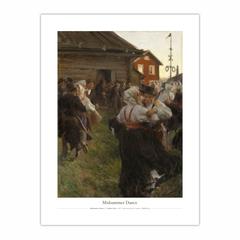Midsummer Dance (12×16)