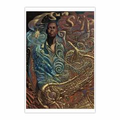 John Coltrane (12×18)