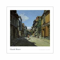 Rue de la Bavole, Honfleur (12×12)