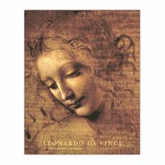 Head of a Woman,  La Scapiliata (8×10)