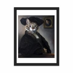Retrato de autor (12×16)