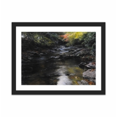 River at Lady Bagots (12×16)