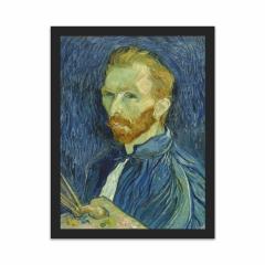 Self-Portrait (12×16)