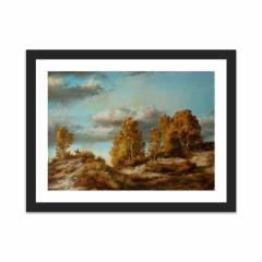 Wilderness Pastoral (12×16)