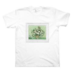 Roses (M, White)
