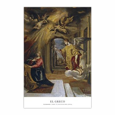 The Annunciation (12×18)