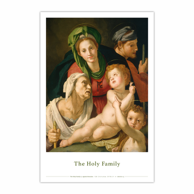 The Holy Family (12×18)