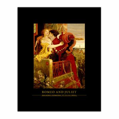 Romeo and Juliet (8×10)