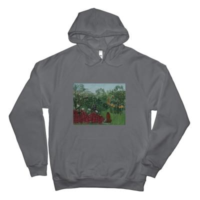 Tropical Forest with Monkeys (M, Asphalt)
