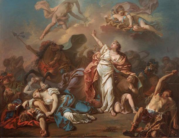 Neoclassicism: History of Neoclassicism - USEUM