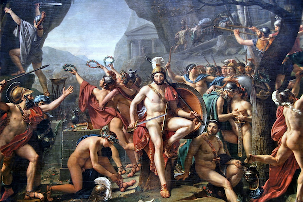 Painting Neoclassical Period Art