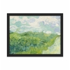 Green Wheat Fields, Auvers (12×16)