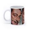 Salvador Dalí (White)