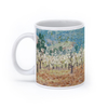 Orchard in the Mountains of Saratoga, California (11oz, White)