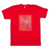 TREE IN HONG KONG GARDEN, LE print, 2014 l (M, Red)