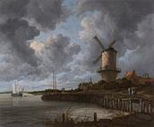 Jacob Isaacksz. van Ruisdael's picture