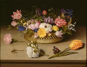 Ambrosius Bosschaert's picture