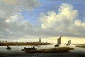 Salomon van Ruysdael's picture