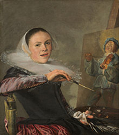 Judith Leyster's picture