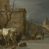 Nicolaes Pietersz. Berchem's picture