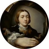 Parmigianino's picture