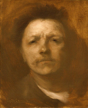 Eugène Carrière's picture