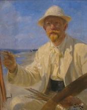 Peder Severin Krøyer's picture