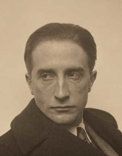 Marcel Duchamp's picture
