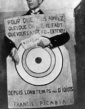 André Breton's picture