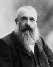 Claude Monet's picture