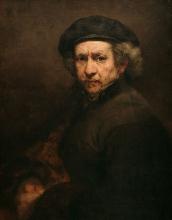 Rembrandt's picture