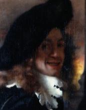 Johannes Vermeer's picture