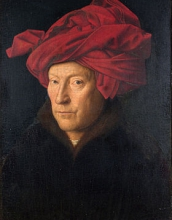 Jan van Eyck's picture